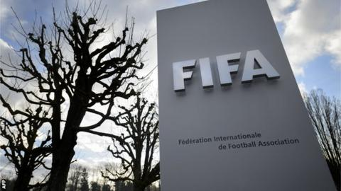 Fifa is world football's governing body
