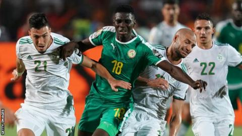 Ismaila Sarr: Watford sign Senegal winger from Rennes for club record fee