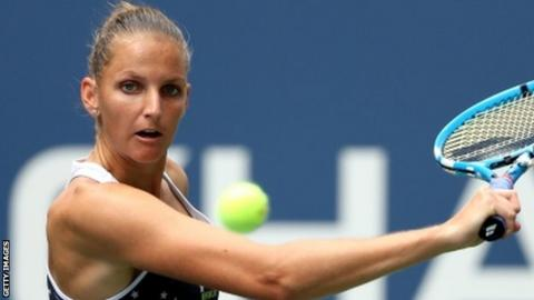 Defending women's champion knocked out in US Open quarterfinals