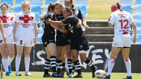 England women thrashed by New Zealand in World Cup semi-final