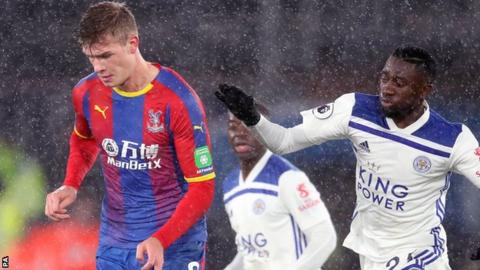 Sortloth has scored one goal since joining Palace in January 2018