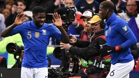 France's front three gives Iceland the Bleus, Latest Football News