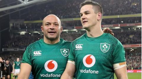 Sexton captain as Farrell names first Eire squad thumbnail