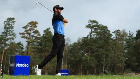 Jamieson and Waring share the Nordea Masters lead