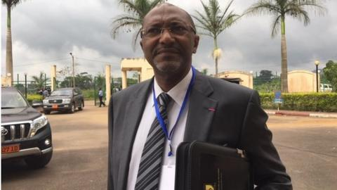 New Cameroon FA boss Seidou Mbombo Njoya vows 'transparency'