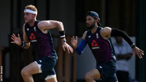 England bowlers to resume individual training from Thursday