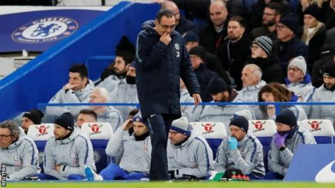 Maurizio Sarri: Chelsea manager is 'done' after FA Cup exit - Chris Sutton