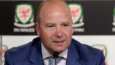 Jonathan Ford was appointed FAW chief executive in December 2009