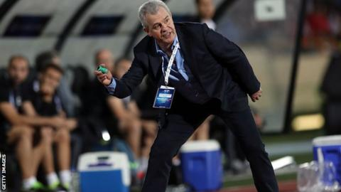 Egypt appoint Mexican Javier Aguirre as their new manager