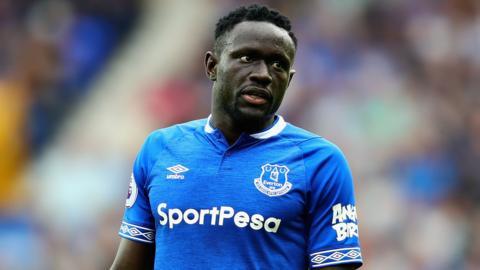 Senegal striker Oumar Niasse