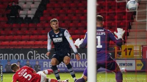 Jake Cooper goal