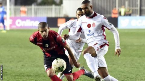 USM Alger vs Wydad Casablanca