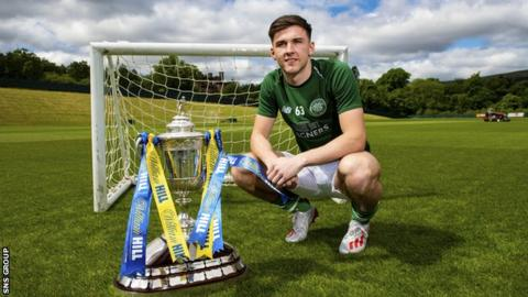 Tierney says he is fit to play Hearts in the Scottish Cup final on Saturday