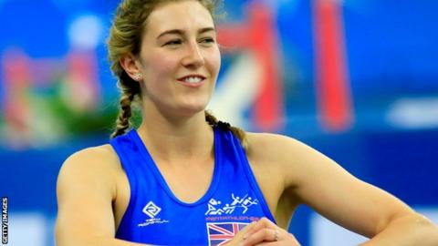 Britain's Joanna Muir