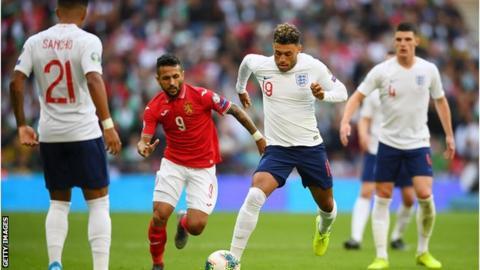 Alex Oxlade-Chamberlain dreaming of England Euro 2020 glory