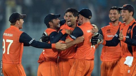 The Netherlands at the 2014 World Twenty20