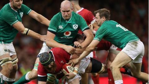 Rugby Devin Toner