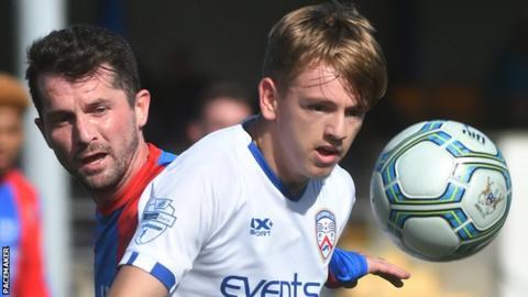Coleraine are top of the Irish Premiership having finished third last season