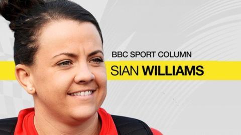 Sian Williams column
