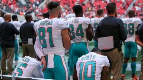 Kenny Stills and Albert Wilson