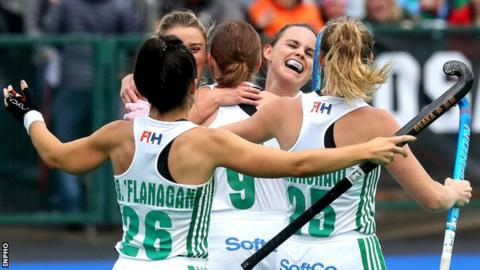 Ireland's women were surprise runners-up at last year's World Cup