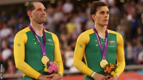 Australia's Paralympic champion Kieran Modra dies in bike accident