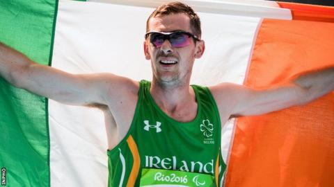 Michael McKillop was prevented from defending his T37 800m title after the event was removed from the Rio athletics programme