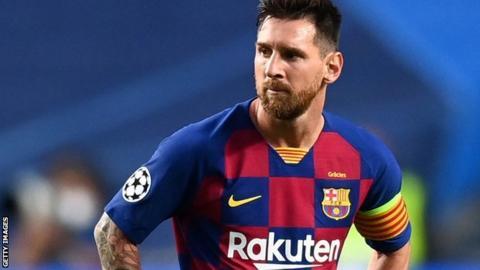 Messi refuses to return for Barcelona tests | PEAKVIBEZ
