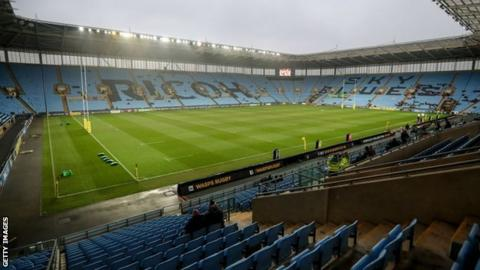 Premiership rugby side Wasps became Coventry City's landlords following their move to the Ricoh Arena in 2014