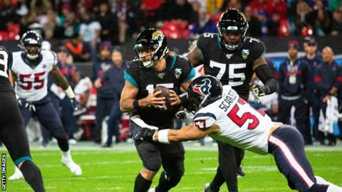 Jaguars to host multiple 'home' National Football League games in London
