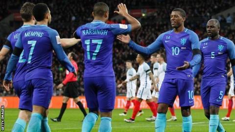 Netherlands score