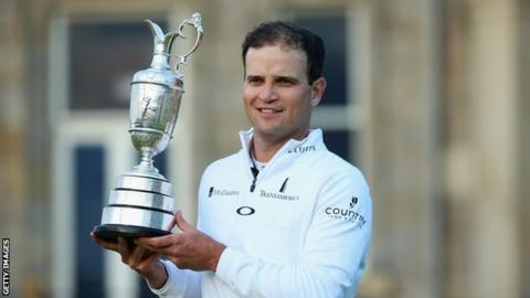 Andrews to host 2021 British Open