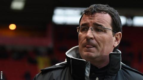 Gary Bowyer's Blackpool are 17th in League One and are without a win in their past four games in all competitions