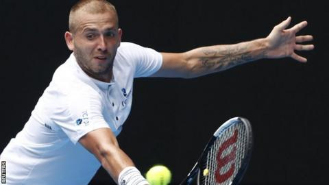 Dan Evans reaches Delray Beach Open semi-finals