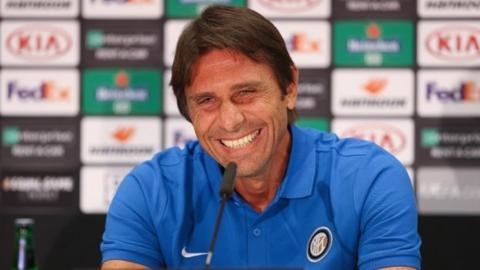 Lukaku, Martinez fire five-star Inter into Europa League final