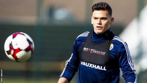 Jack Harper has been capped at Under-19 and Under-17 level for Scotland