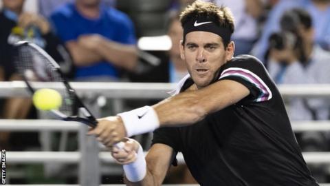 Indian Wells Masters 2019 - Juan Martin del Potro Withdraws from Tournament