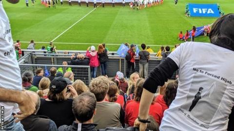 Fifa steward