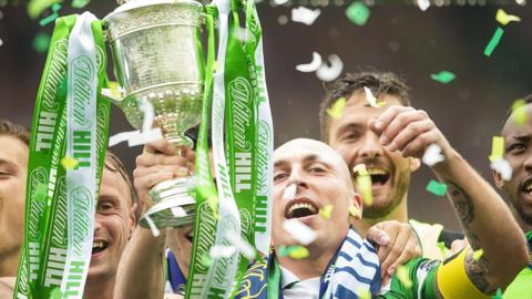Celtic continue their defence of the Scottish Cup at home to Partick Thistle