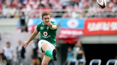 Ex-Ireland star signs for Perpignan