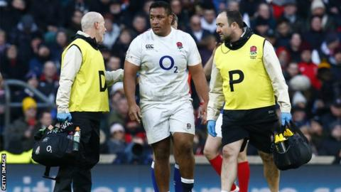 England will miss Vunipola's leadership, says coach Borthwick