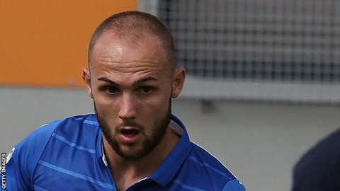 Adam Dawson initially joined Macclesfield Town on a short-term contract in January