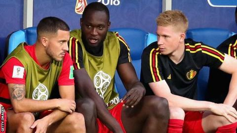 Belgium avoid another World Cup shock with thrilling comeback win over Japan