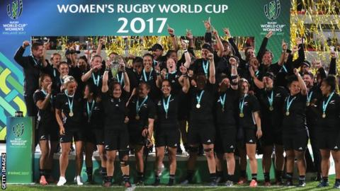 Black Ferns excited for NZ Women's Rugby World Cup 2021
