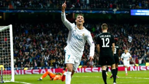 101 and counting - Cristiano Ronaldo s remarkable Champions League ... 5a05d27cc