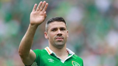 Jonathan Walters says he wasn't able to perform at his best against Sweden