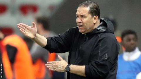 Tunisia coach Nabil Maaloul