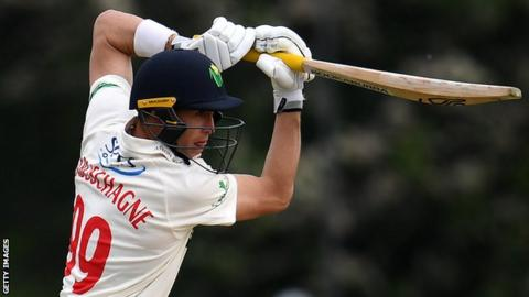 Marnus Labuschagne has hit three tons in four Championship games for Glamorgan