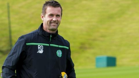 Ronny Deila has guided Celtic to eight clean sheets in all competitions this season