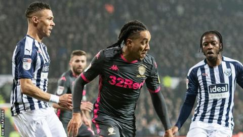 Leeds and West Brom have been battling it out at the top for much of the season
